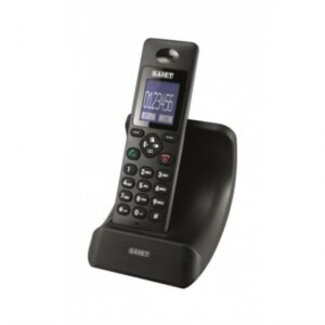 TELEFONO CORDLESS ONDA DECT GAP DISPLAY LCD DA 1