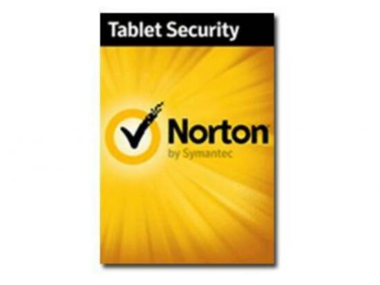 *NORTON TABLET SECURITY 2.0 IT 1 USER CARD