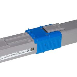 TONER COMPATIBILE OKI C301/321 CIANO 1500 PAGINE (44973535)