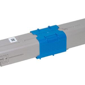 TONER COMPATIBILE OKI C301/321 GIALLO 1500 PAGINE (44973533)