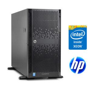 (REFURBISHED) Server HP Proliant ML350p G9 Xeon OctaCore Core E5-2620 V3 15Mb Cache 40Gb Ram 1.6Tb Rack (2) PSU Tower