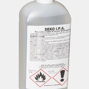 DETERGENTE A BASE DI ALCOOL ISOPROPILICO 1 LITRO